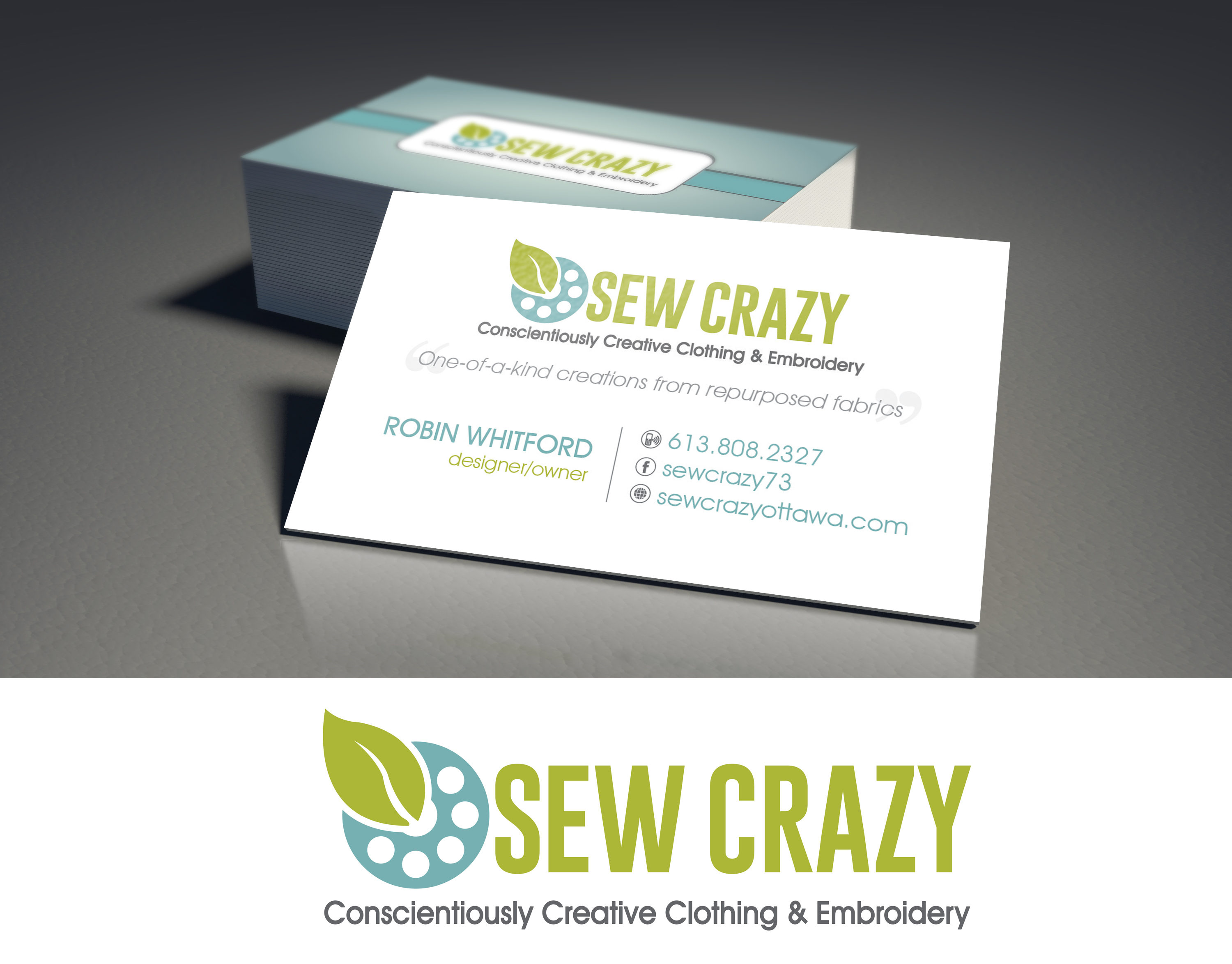 Sew Crazy | Jacquelyn Trowell :: Graphic and Web Design Jacquelyn ...